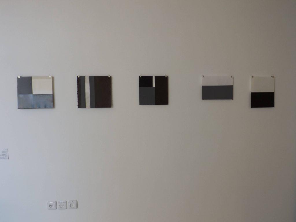 הדס חסיד, 5 עבודות מתוך סדרת הטבילות, 2007