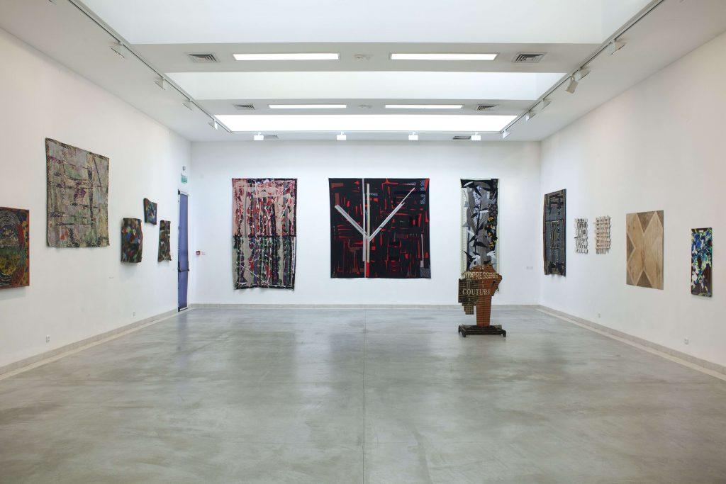 מחץ למסגרת - חלל התערוכה, צילום: ענת גיא