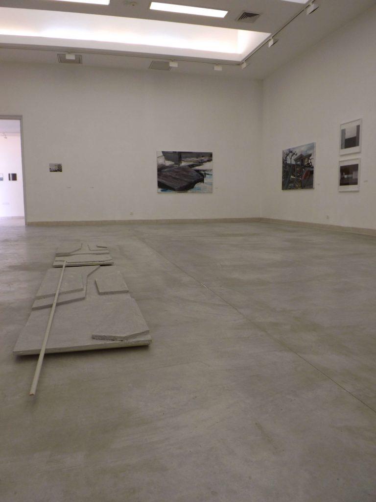 טבולה ראסה - חלל התערוכה