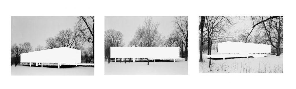 יאיר ברק, Missing Mies, 2011