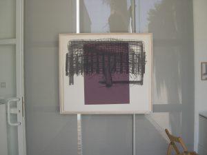 הדפסים מוכרים, הדפסים נדירים - חלל התערוכה