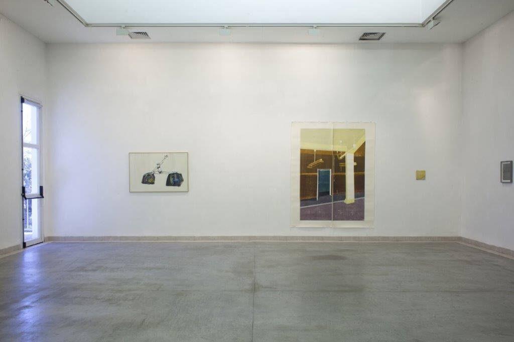 תערוכה של אמנים צעירים בוגרי בצלאל - נובמבר 2017