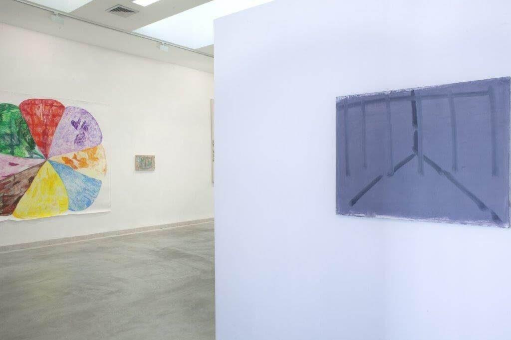 תערוכה של אמנים צעירים בוגרי בצלאל