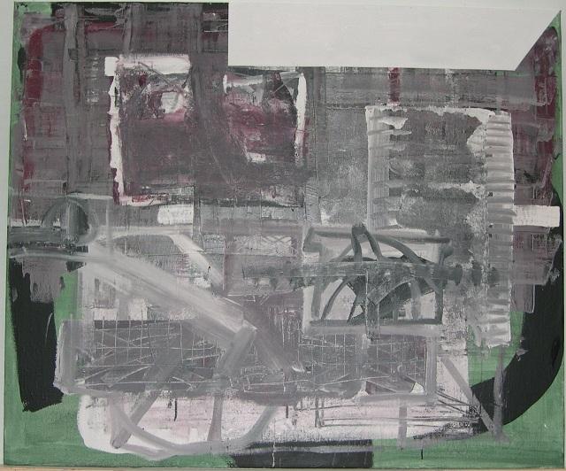 משה קופפרמן, ציור, 2003
