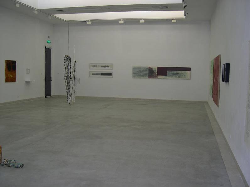 מגילות - חלל התערוכה