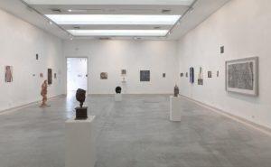 מהומה - חלל התערוכה