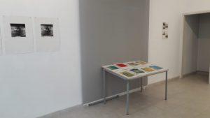 טליה בן אבו - עבודות - חלל התערוכה