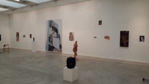 מהומה - חלל התערוכה צילום: קובי סיבוני